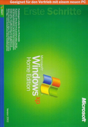 Windows XP Home OEM inkl. Service Pack 3 (Window Xp Home Edition)