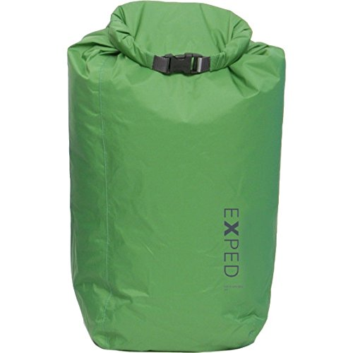 Exped Fold Dry Bright X Large Drybag Emerald Green