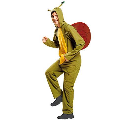 Kostüm Kinder Schnecke - My Other Me Herren Kostüm Schnecke, M-L (viving Costumes 201342)