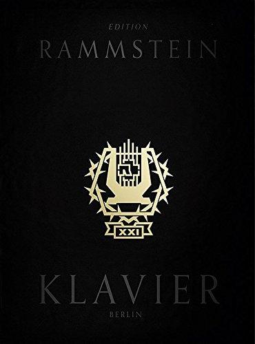 Rammstein: Klavier Book/CD by Rammstein (2015-12-18)