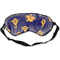 Halloween-Schlafmasken mit Geistern, bequeme Schlafmaske, Augenabdeckung, für Reisen, Nacht, Mittagsschlaf und... preisvergleich bei billige-tabletten.eu