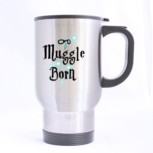Muggle-Born-Harry-Potter-Theme-Funny-Travel-Mug-14oz-Coffee-Mugs-or-Tea-Cup-Cool-Birthdaychristmas-Gifts-for-Menwomenhimboys-and-Girls