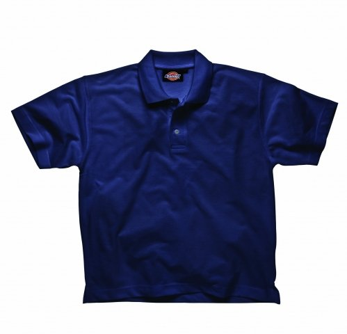DICKIES Polo-Shirt - marineblau | XXXXL