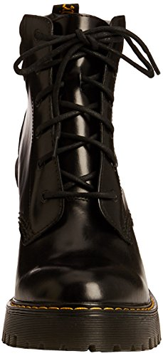 Dr. Martens Persephone Buttero/Pu Black, chaussures bateau femme Noir - Noir