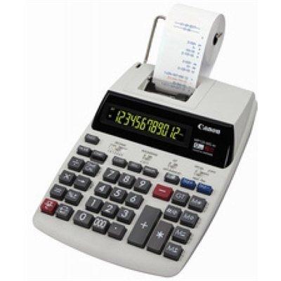 Canon ckender Tischrechner MP-120 MG-es II calcolatrice Scrivania Calcolatrice con stampa Bianco