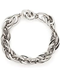 Leonardo Jewels Damen Armband Darlin's Plait Edelstahl 20,5 cm   013954