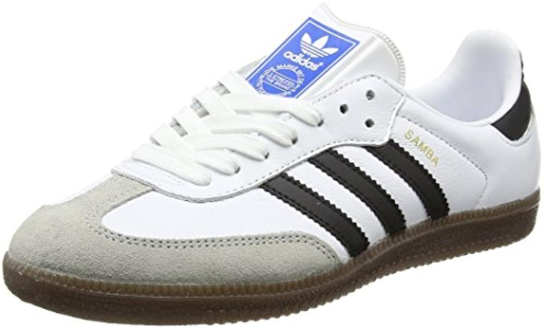 Adidas Samba OG, Zapatillas de Deporte para Hombre, Blanco (Ftwbla/Negbas/Gracla 000), 46 2/3 EU