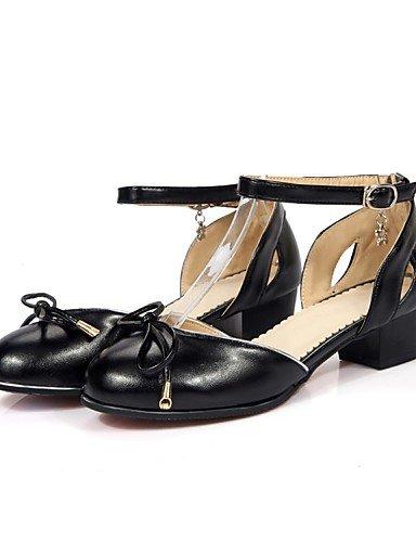 LFNLYX Scarpe Donna-Sandali / Sneakers alla moda / Ciabatte / Solette interne e accessori-Matrimonio / Ufficio e lavoro / Formale / Casual / Black