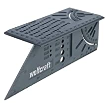 Wolfcraft 5208000 3D-verstekhoek 150 x 275 x 66 mm