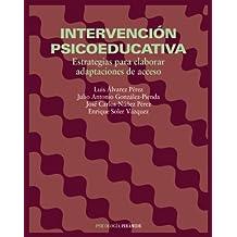 Intervención psicoeducativa: Estrategias para elaborar adaptaciones de acceso (Psicología)