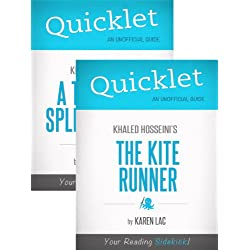 The Ultimate Khaled Hosseini Quicklet Bundle (The Kite Runner, A Thousand Splendid Suns)