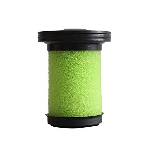 YA-Uzeun Staubsaugerfilter für Gtech Multi Plus Handstaubsauger, waschbar, Grün