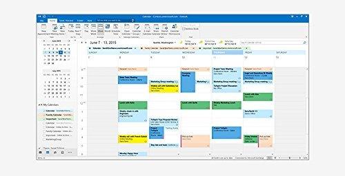Microsoft Office Professional Plus 2016 - Vollversion - ESD - 32/64 Bit - 3