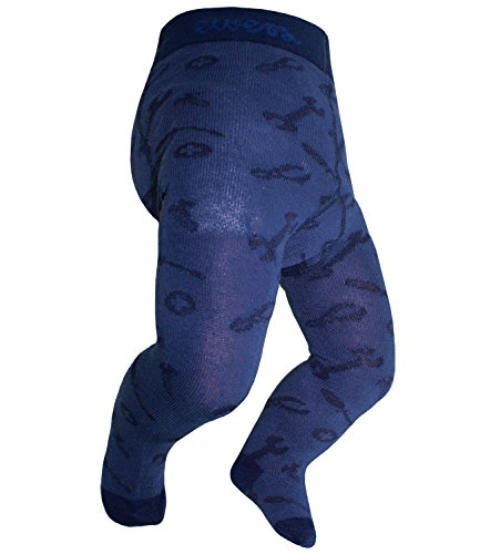 Ewers Collants Bébé Pour Garçons Marque Outils Avec À L'Intérieur En Peluche (EW-905031-W17-BJ0-1121-92/98) incl. EveryKid-Fashionguide