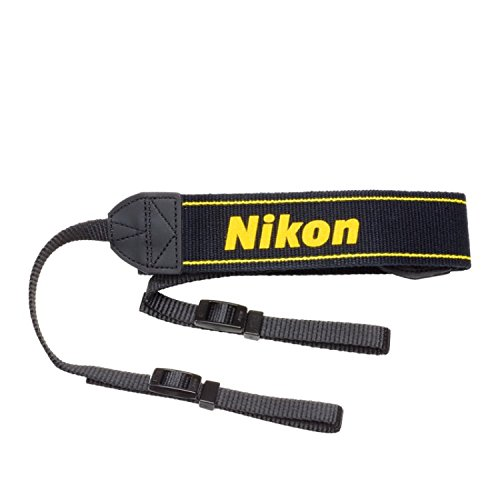 Nikon Camera Strap For D3100/D3200/D3300/D3400/D5100/D5200/D5300/D5500 DSLR CAMERA  available at amazon for Rs.375
