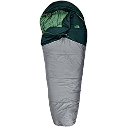 The North Face Equipment TNF Saco de dormir Aleutian Ultra Warm, Unisex adulto, Darkest Spruce/Zinc Grey, Talla única
