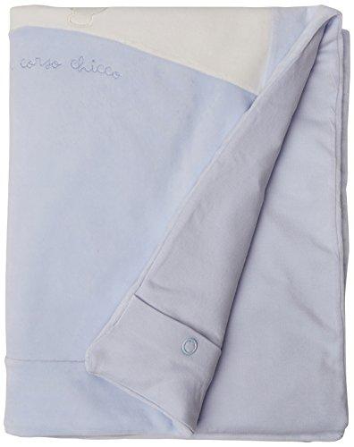 Chicco 90108, sacco da nanna unisex-bimbi, turchese (azzurro chiaro), taglia produttore:099