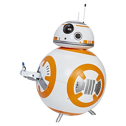 Star Wars Episode VII Figura Giant Size Deluxe BB-8 45 cm Caja...