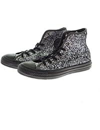 Amazon.it  con. glitter - Nero   Sneaker   Scarpe da donna  Scarpe e ... 4e803a48807