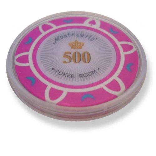 Preisvergleich Produktbild Original MONTE CARLO Poker Room - 500er Chip - Card Guard