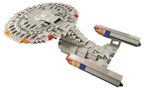 ProBuilder: Star Trek USS Enterprise NCC 1701-D