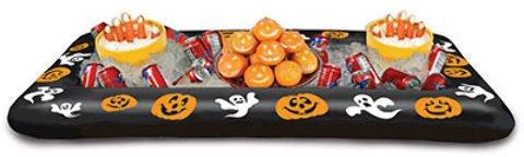 Beistle Party Dekoration aufblasbare Halloween Buffet Kühler 71,1cm W x 4'53/10,2cm L-Pack von 6