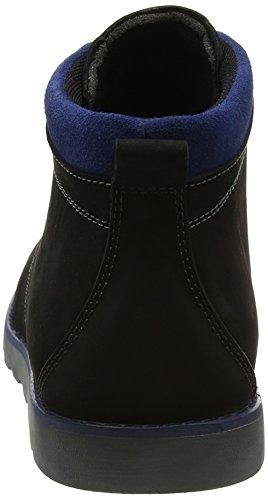 THOMAS BLUNT A3056, Desert boots homme Noir (noir)