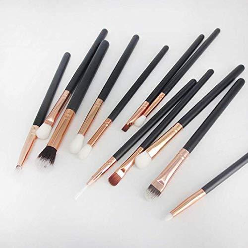 Fortan 12st Kosmetik Pinsel Make-up Pinsel-Sets