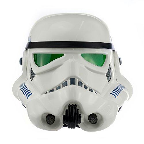 Jedi Kostüm Authentische - Unbekannt Shepperton Design Studios Original Stormtrooper Helm der Sturmtruppen