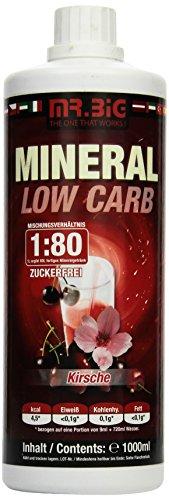 Mr.Big Mineral Konzentrat Kirsche, 1er Pack (1 x 1 l)