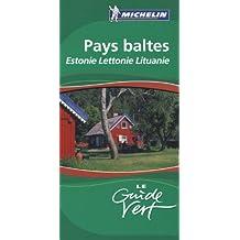 Guide Vert Pays baltes : Estonie, Lettonie, Lituanie