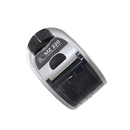 Zebra MZ220 Wireless Bluetooth Mobiler Thermodrucker Mobiler tragbarer Bluetooth-Drucker Mobiles direktes Netzwerk Thermo-Empfangsdrucker M2E-0UB0E020-00 Zebra Mobile