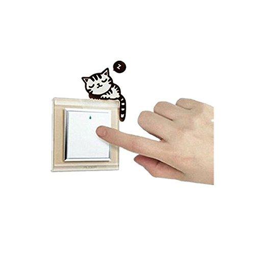 Zoom IMG-2 dasuke sticker per interruttore luce