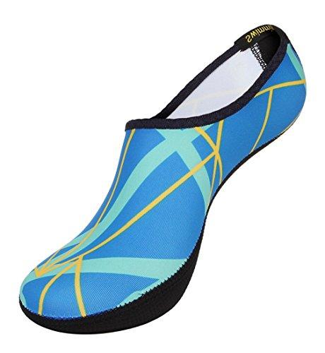 Y-BOA Chaussure Sandale Plongé Respirant Nager Sport Plage d'Eau Piscine Chausson Femme Homme