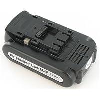 Premium Batterie 14.4 V 2000 mAh pour PANASONIC EY 9l40 EY 9l41 EY 9l44b