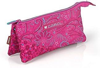 Gabol Style Sac à dos enfants, 22 cm, 0.66 liters, Multicolore (Estampado) B06VX5N2XS   Insolite
