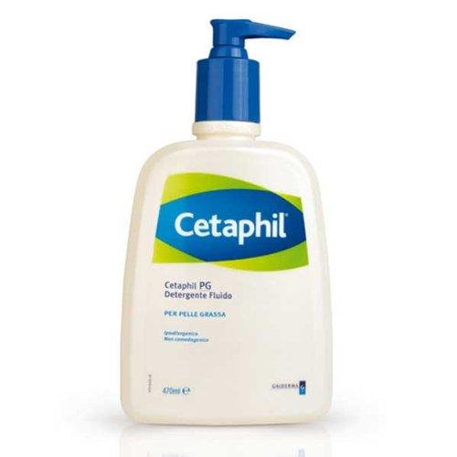 Cetaphil detergente fluido per pelle grassa 470 ml
