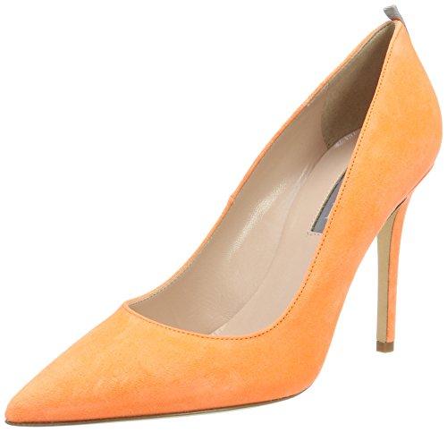 SJP by Sarah Jessica Parker Damen Fawn Pumps, Orange (Creamsicle Orange Suede), 39 EU