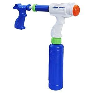 Nerf B4445EU4 0.46L Pistola de Agua con depósito Pistola de Agua - Pistolas de Agua (0,46 L, Pistola de Agua con depósito, Desmontable, 10 m, 6 año(s), Ampolla)