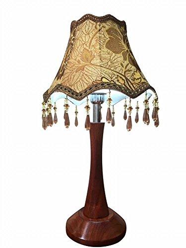 WEI Redwood Tischlampe Europäische pastoralen Stofflampen,Bild,Einheitsgröße