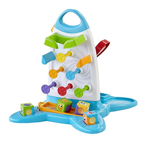 fisher-price-electronic-baby-toy-roller-blocks-play-wall-toddler-education-develops-motor-skills