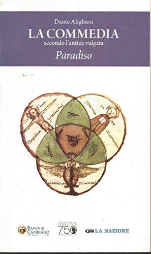 La commedia secondo l'antica vulgata Paradiso 2015