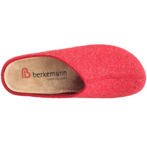Berkemann Lauren Ladies Slippers Red (rosso)
