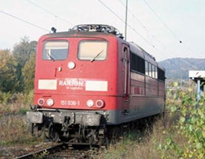 47200 - TT E-Lok BR 151 DB AG Epoche V