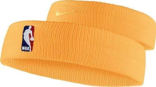 Nike Herren Headband NBA Stirnband, universitygold/unive, One Size