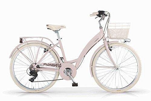 Vélo MBM Primavera pour femmes, cadre en...
