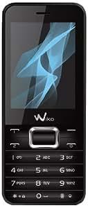 Wiko Kar Téléphone Portable Bibande GSM/GPRS Bluetooth Noir