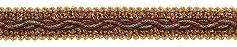 Vin Doré Baroque Collection Gimp Tresse 7/20,3cm Style # 0078bg