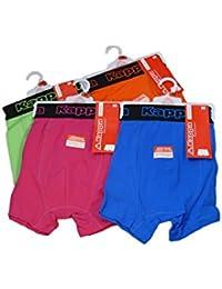 Kappa Boxer - Coloris Vifs - Rose Foncé, Bleu, Orange, Vert