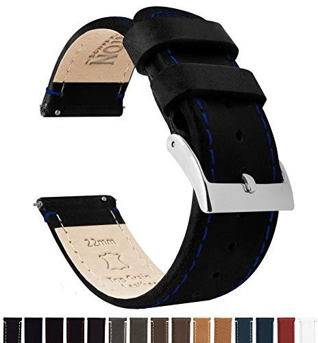 Barton Watch Bands -  -Armbanduhr- LQRBLKBLUE22